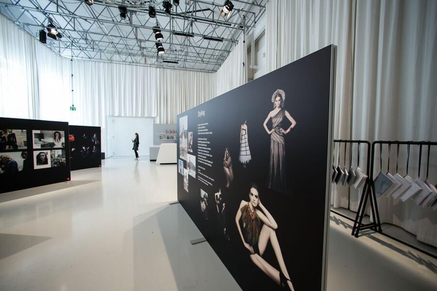 ziegelei101 innenansicht loft 8 Ausstellung Exhibition