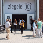 ziegelei101 outer view event entrance gate