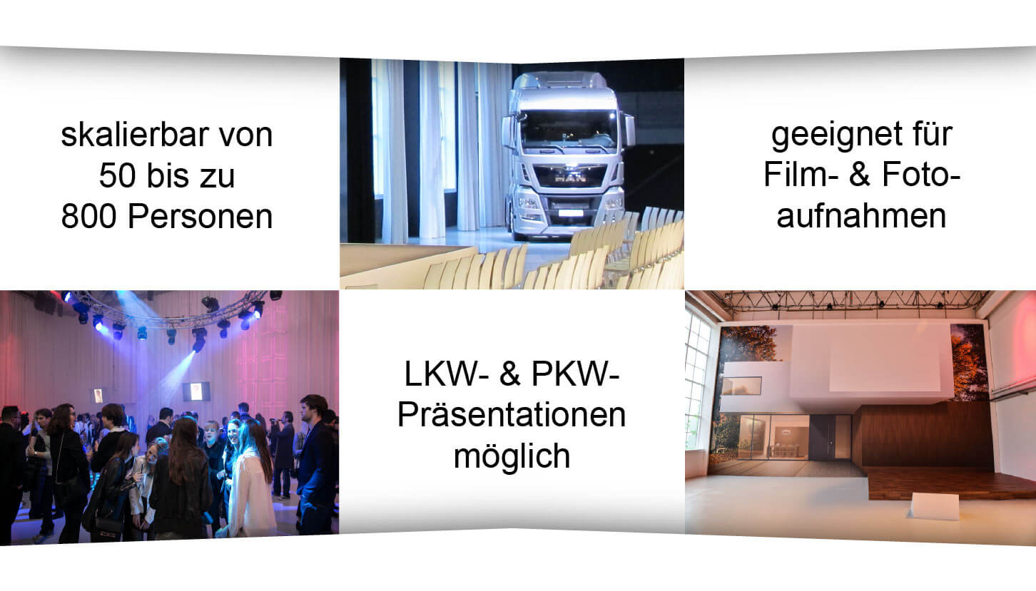 ziegelei101 firmenevent firmenveranstaltung LKW PKW presentation foto shooting setting